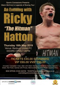 ricky hatton evening