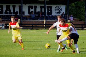 Royston Town v Banbury United Sept 20
