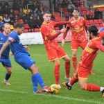 Banbury United v Bury Town