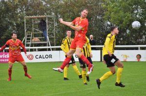 Leamington v Banbury United FA Cup Oct 2020